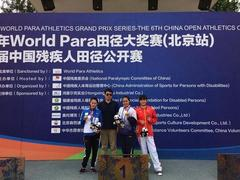 Việt Nam third at Para Athletics Grand Prix