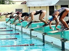 Đà Nẵng make a big finswimming splash