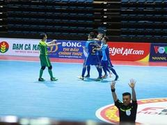 Sanatech-Sanest Khánh Hoà rank first after win