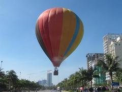 Coastal city to host international balloon fest
