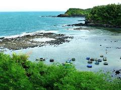 Discovering the beauty of Ba Làng An Peninsula