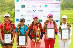 Hanako Kawasaki wins national amateur golf open