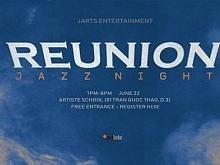 Reunion Jazz Night at the Artiste School