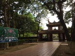 Huế restores its historic pagoda