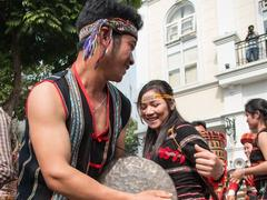 Ethnic village celebrates Central Highlands' culture