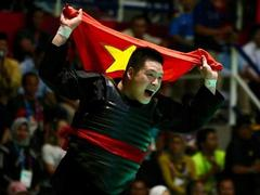 Trí and Nam win gold at ASIAD