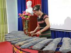 Musical instrument recognised as national treasure