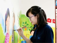 AkzoNobel donates staff, paint to renovate schools