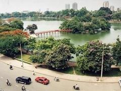 Underground railway station will not harm historic Hoàn Kiếm Lake area