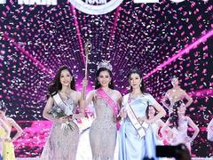 Vy crowned Miss Việt Nam 2018