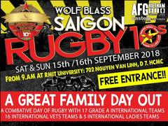 International Rugby Tournament at RMIT