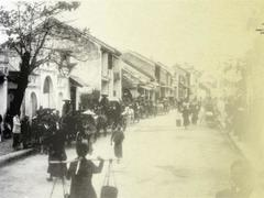 Hà Nội seen through documents of National Archives