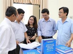Book series on Sài Gòn's intellectuals released