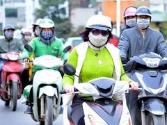 Hà Nội chokes as air pollution increases