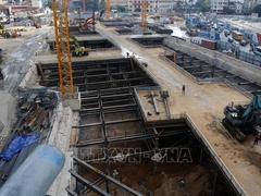 Work on HCM City's 1st metro route to be hastened