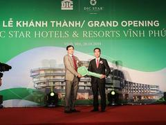 First 5-star hotel opens in Vĩnh Phúc Province