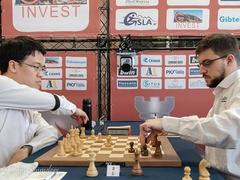 Liêm advances at Gibraltar Chess Festival