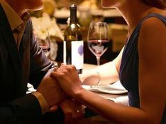Romantic Valentine's dinner at Park Hyatt Saigon