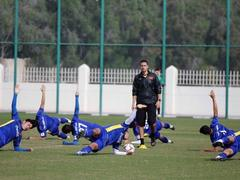 No rest for Vietnamese football stars