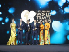 Việt Nam hotel and resort honoured