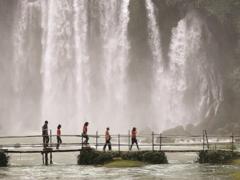 Non Nước Cao Bằng Geopark, a wonderland on Earth
