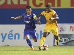 Thanh Hóasecure play-off match, Khánh Hòadropped