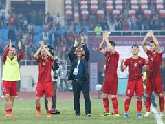 Việt Nam receive VNĐ5.6 billion for their performance in FIFA World Cup's qualifier