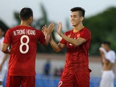 Việt Nam hit Laos for six at SEA Games