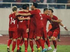 Việt Nam climb to world No 94 in FIFA rankings