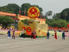 Talk on art and history of VN's National Emblem