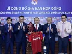 Park to coach Việt Nam until 2022