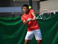 Nam wins historic SEA Games tennis gold