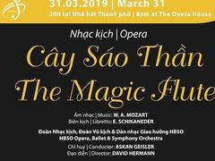 "Mozart's ""The Magic Flute"" at Opera House"