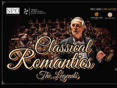 """Classical Romantics: The Legends"" to feature Mozart, Brahms, Wagner"