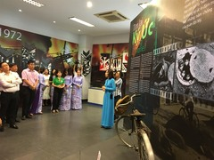 Exhibition on memories of war opens at the city's museum
