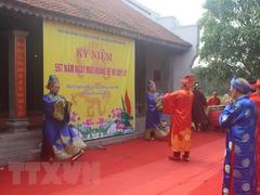 Ancient worship ceremony held after 600-year break