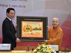 Gift set issued to celebrate Vesak
