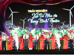 The Ninh Thuận Grape and Wine Festival 2019 opens