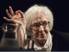 Uruguayan poet Ida Vitale wins 2018 Cervantes Prize