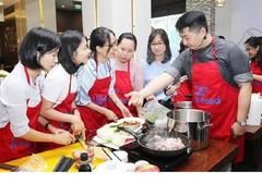 Excitingbutchallenging : the life of a professional chef