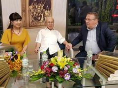 Hungarian literary masterpiece reintroduced in Việt Nam