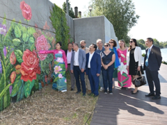 Mural inaugurated to celebrate Vietnamese, French friendship