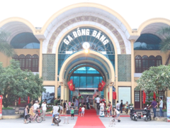 Đồng Đăng Int'l Railway Station recognised as tourist site