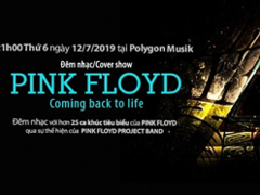 Pink Floyd tribute concert at Polygon Musik