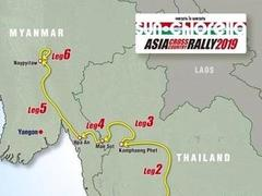 Asia Cross Country Rally to hold stage in Việt Nam in 2021