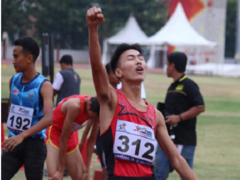 Việt Nam students win more golds in athletics