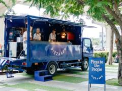 Food trucks jazzup HCM City street scene