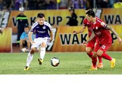 Hà Nội tie with HCM City in V.League 1