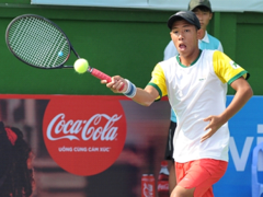 Nguyên and Duy enter second round of U18 ITF Junior Circuit