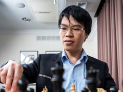 Liêm wins World Open chess tournament